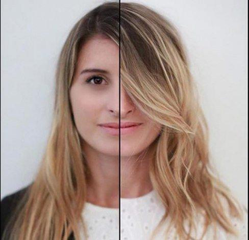 برای حجیم کردن مو، موها را چند لایه کوتاه کنیدبرای حجیم کردن مو، موها را چند لایه کوتاه کنید