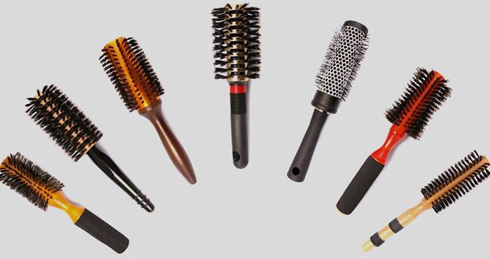 برس مناسب برای موهای شما کدام است؟