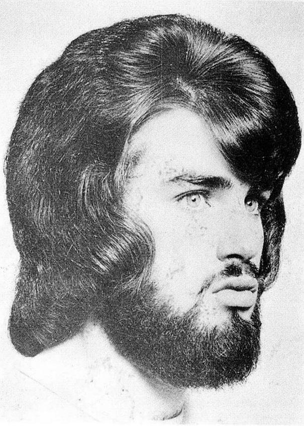 مدل موی مردان در دهه 1960 و 1970، دوران طلایی تنوع مدل مو + تصاویر
