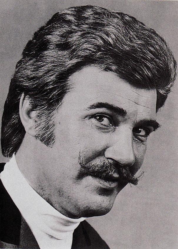 مدل موی مردان در دهه 1960 و 1970