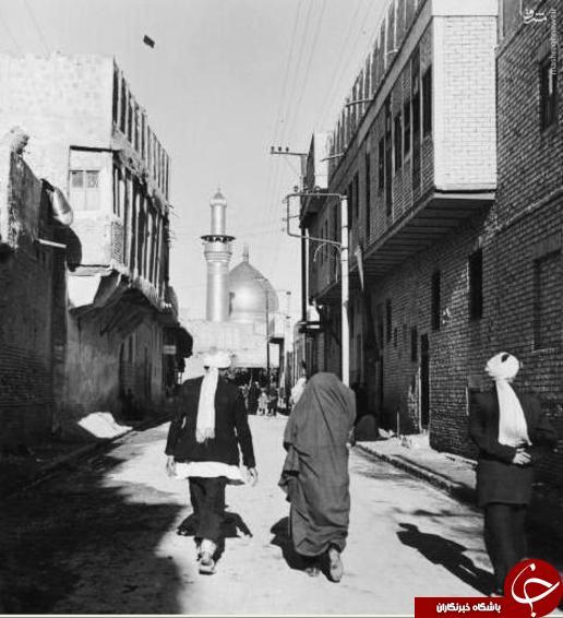 شهر کربلای معلی در سال 1961 میلادی