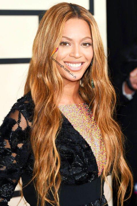 رنگ مو، هایلایت Beyonce بیانسه برای پاییز 2016