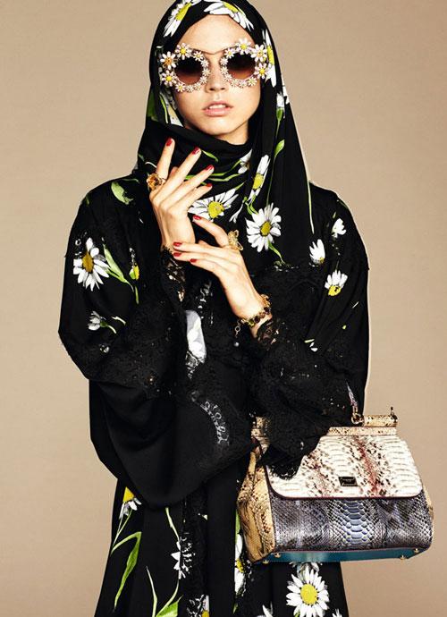 تیپ جالب و دیدنی دختران عرب