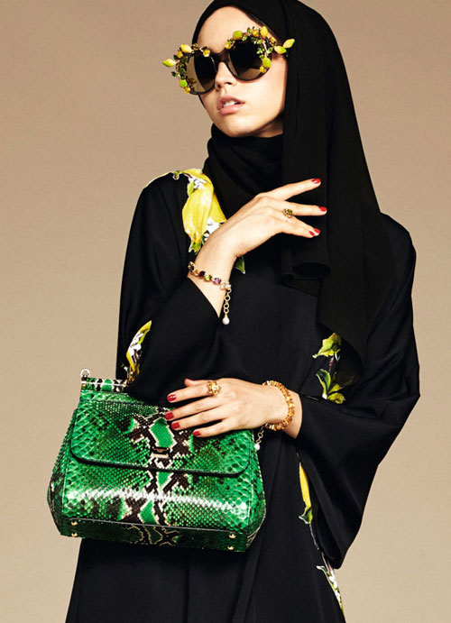 تیپ جالب دختران مدلینگ عرب + تصاویر