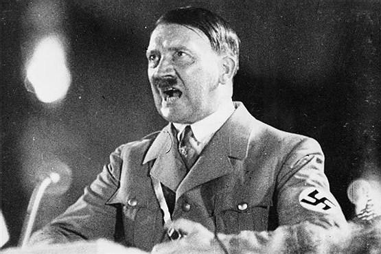 هیتلر نمی خواست این عکس را دیگران ببینند + عکس