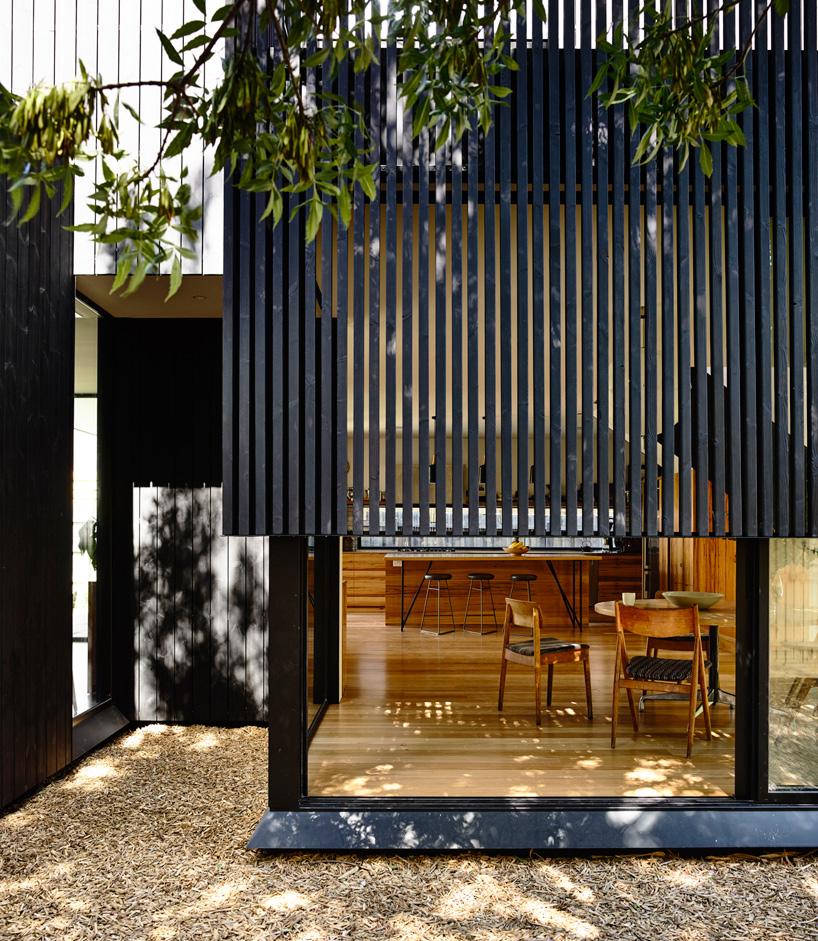 خانه گاث هاوس با چشم انداز زیبا در ملبورن