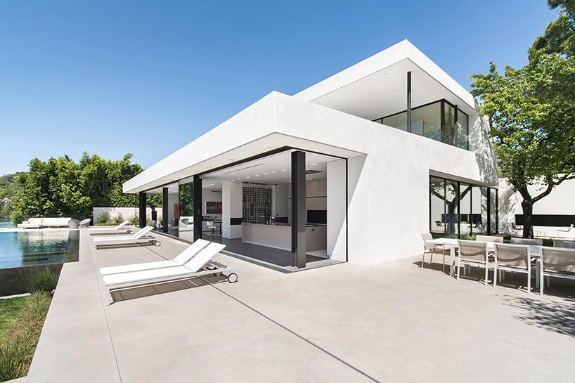 خانه لوکس و زیبا در بورلی هیلز + تصاویر