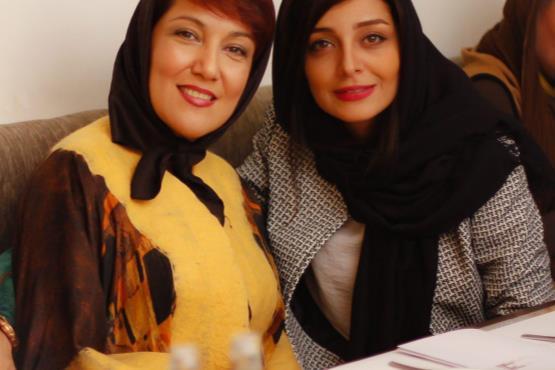 عکس هایی از دورهمی عاشقانه ها در رستوران محمد رضا گلزار/ از مهناز افشار تا ساره بیات