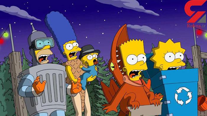 سیمپسون ها، طولانی ترین سریال تاریخ، 669 قسمتی شد