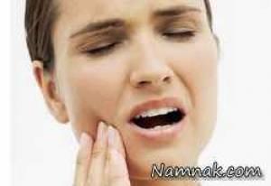 درمان خانگی عفونت دندان و آبسه