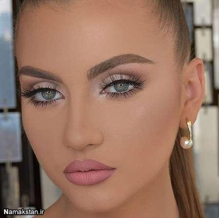 انواع مدل آرایش چشم و ابرو 96-2017