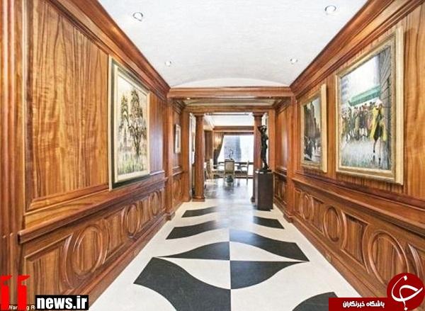 تصاویر دیدنی از هتل و آپارتمان لوکسی که رونالدو از ترامپ خرید