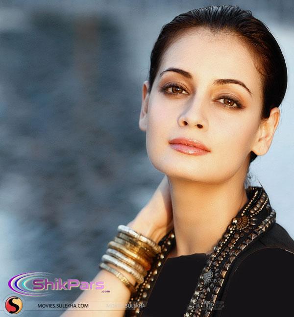 عکس های دیا میرزا، بازیگر زن هندی در سلام بمبئی