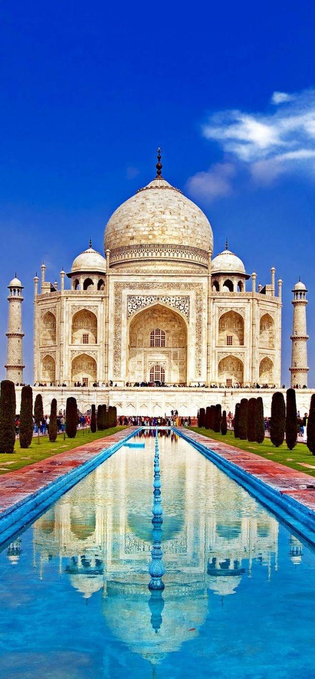 تاج محل؛ هندوستان
