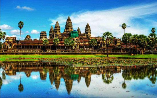 معابد انگکور، کامبوج