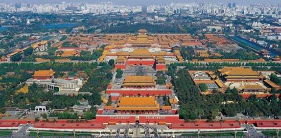 شهر ممنوعه، چین