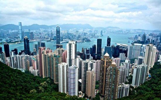 قله ویکتوریا، هنگ کنگ