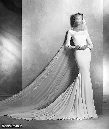 انواع مدل لباس عروس فانتزی شیک 96-2017