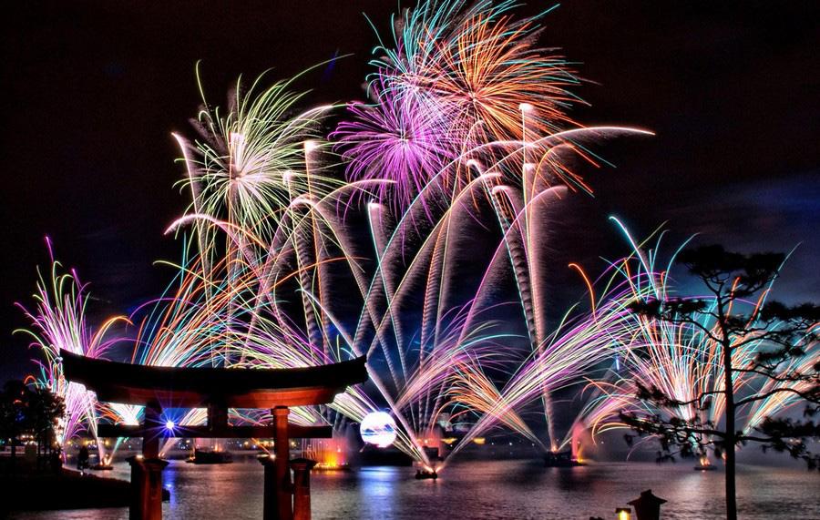 جشن سال نو در توکیو، ژاپن