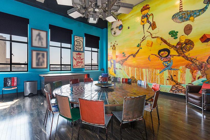 پنت هاوس جانی دپ در لس آنجلس با طراحی متفاوت