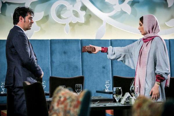بهنوش طباطبایی، شهاب حسینی