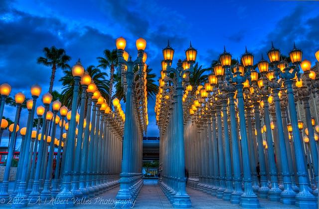 جاذبه های گردشگری شهر لس آنجلس