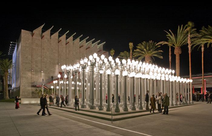 مجموعه های موزه هنر لس آنجلس یا LACMA