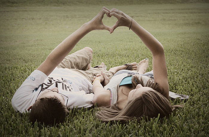 زیباترین عکس های دختر و پسر عاشقانه