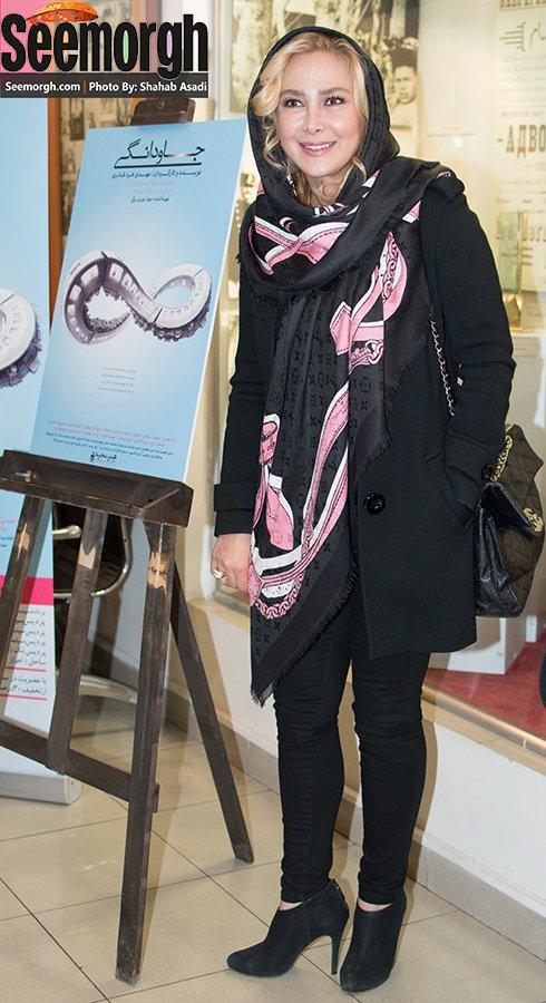 مدل مانتوی آنا نعمتی، مهسا کامیابی و جوانه دلشاد در جاودانگی