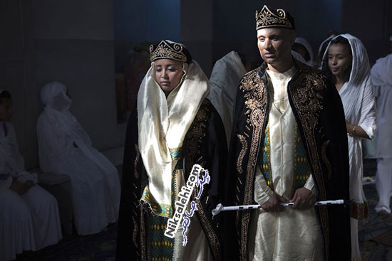 لباس عروس سنتی اریتره