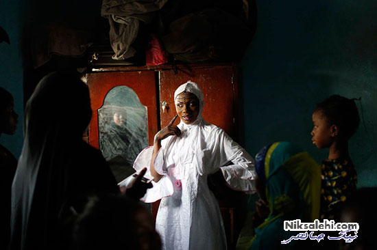 لباس عروس سنتی مالی
