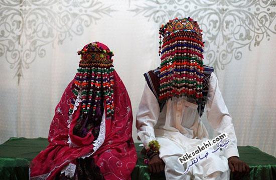 لباس عروس سنتی پاکستان