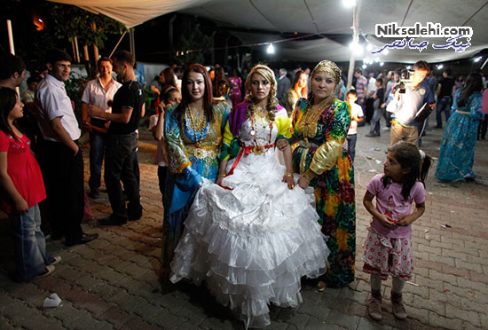 لباس عروس سنتی ترکیه