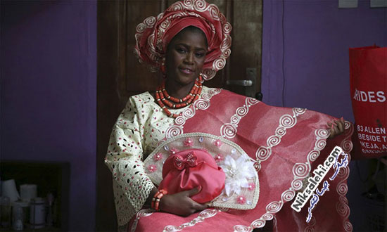 لباس عروس سنتی نیجریه