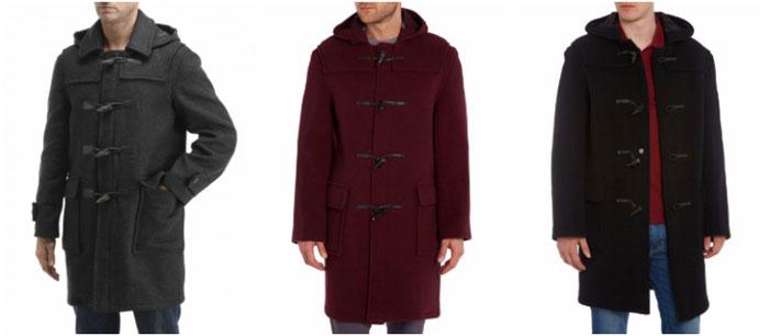 مدل های جدید و شیک پالتو مردانه 2017