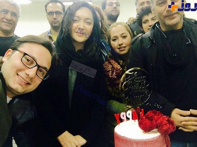 نیکی کریمی در جشن تولد 45 سالگی اش