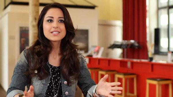 دختر ایرانی، نینا مقدم، مجری مشهور در تلویزیون آلمان