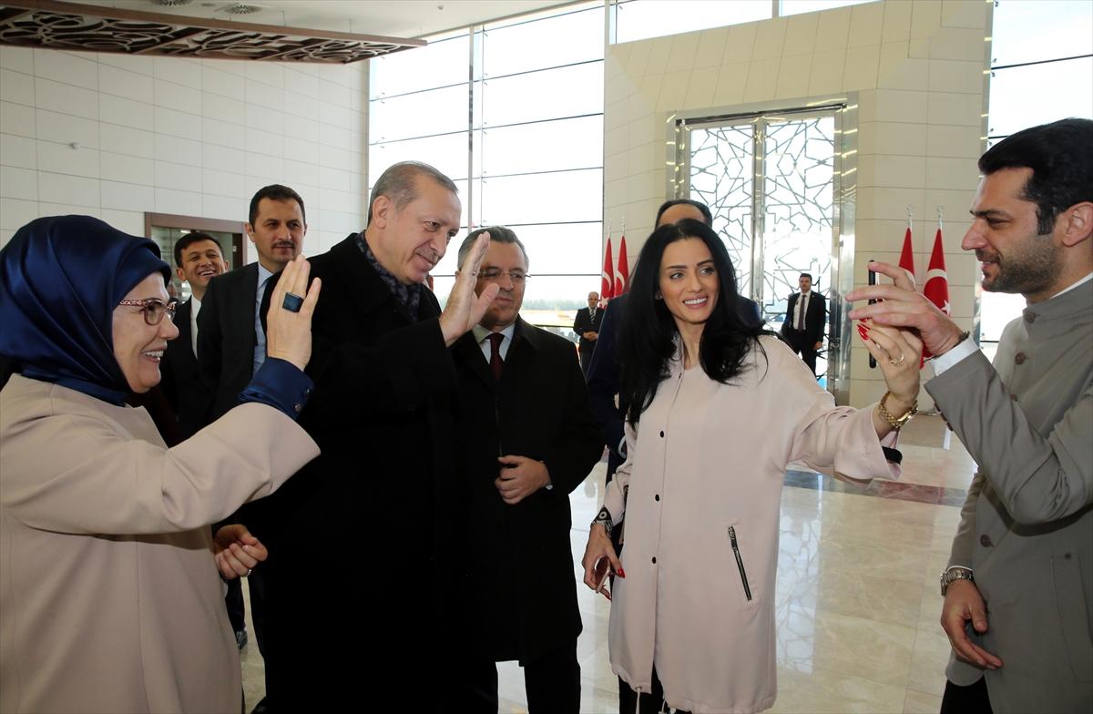 خواستگاری از ملکه زیبایی مراکش توسط اردوغان، رئیس جمهور ترکیه