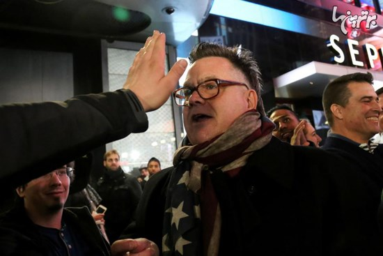 واکنش جنون آمیز هواداران کلینتون نسبت به نتایج انتخابات آمریکا