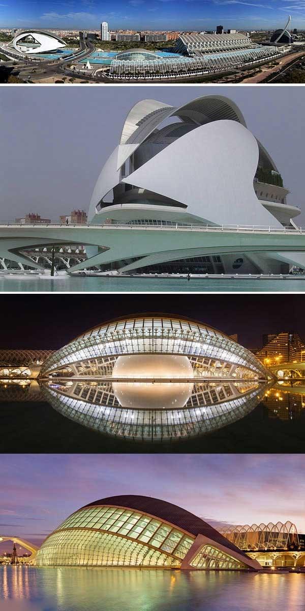 عجایب ده گانه معماری مدرن + تصاویر