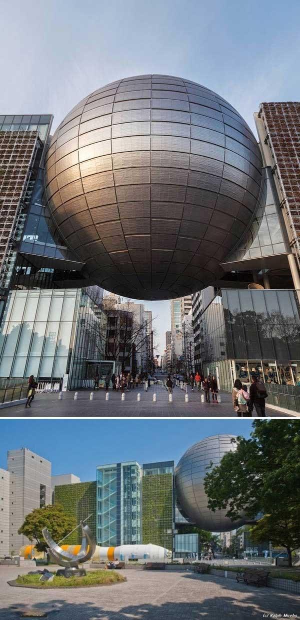 افلاکنما و موزه علوم ناگویا، ژاپن