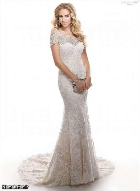 گالری تصاویر مدل لباس عروس پرنسسی جدید و شیک