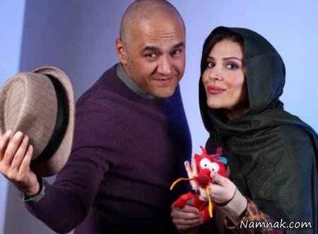 عکس رامبد جوان و سحر دولتشاهی