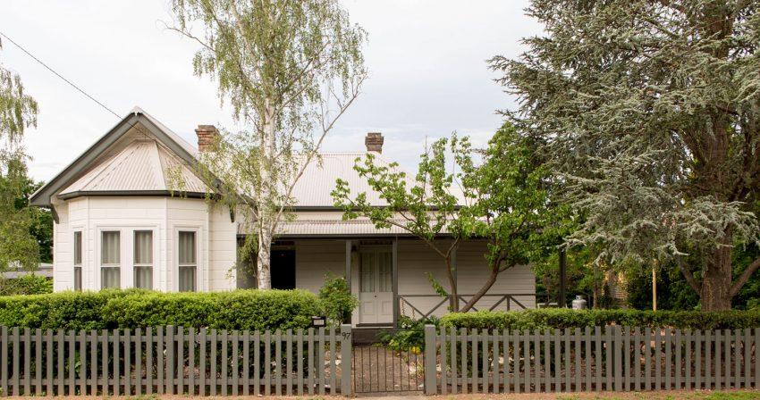خانه روستایی مدرن و معاصر