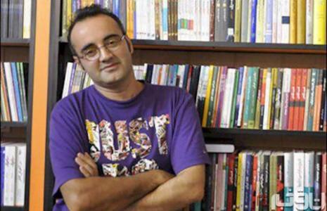 فرزند خوانده بهزاد فراهانی + عکس