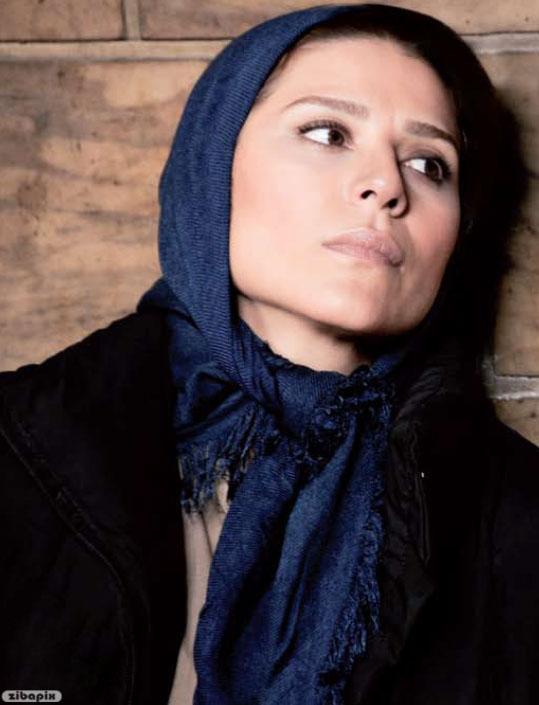 سحر دولتشاهی با چمدان های بسته در فیلم لابی + عکس