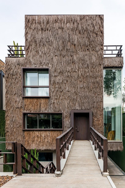 طبیعت در طراحی خانه