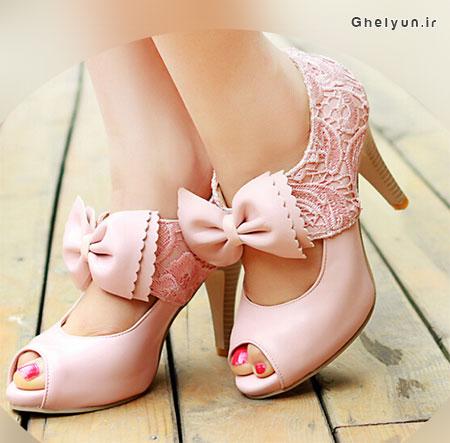 کفش پاشنه بلند مجلسی، شیک ترین مدل کفش مجلسی زنانه و دخترانه، مدل کفش مجلسی 2017