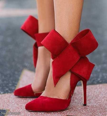 انواع مدل کفش مجلسی و پاشنه بلند زنانه و دخترانه جدید