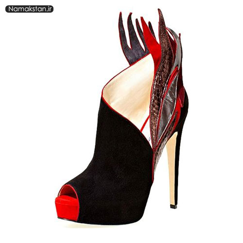 انواع مدل کفش پاشنه بلند، مدل های شیک کفش پاشنه بلند مجلسی زنانه، کفش مجلسی شیک زنانه و دخترانه